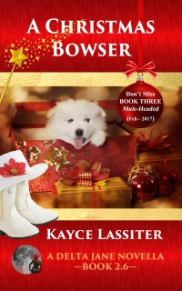 kayce lassiter, A Christmas Bowser, country, cowgirl fiction, romance, Delta Jane Series